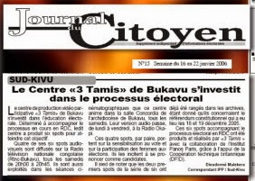 journal citoyen n15 0601 1