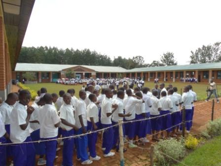 Burhale-École